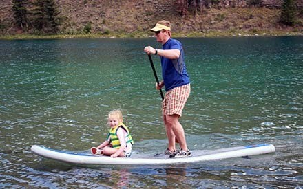 Jackson Hole Wyoming Stand Up Paddle Board Rentals