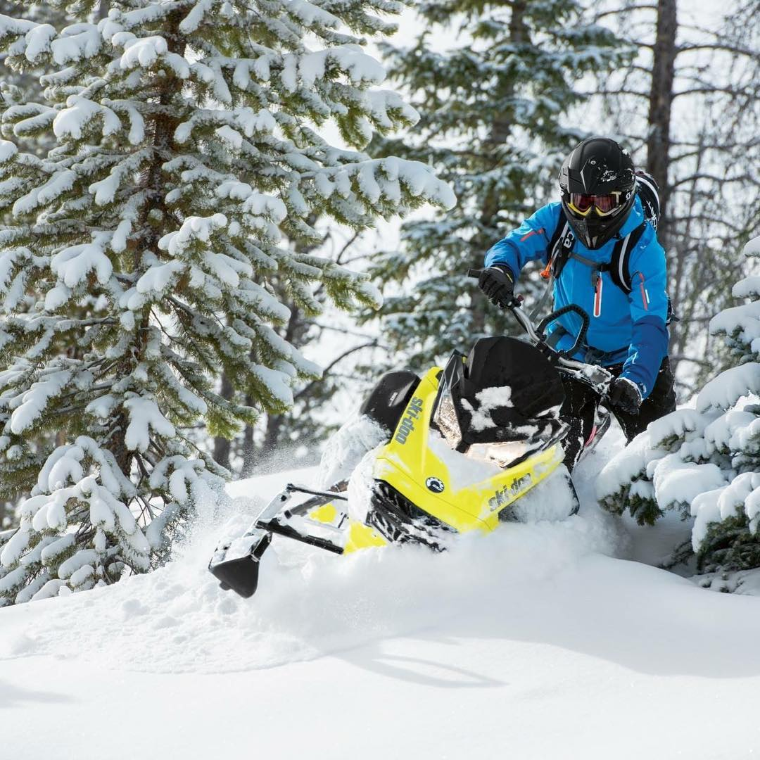 jackson snowmobile rental special