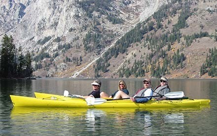 Jackson Hole Wyoming Kayak Rentals