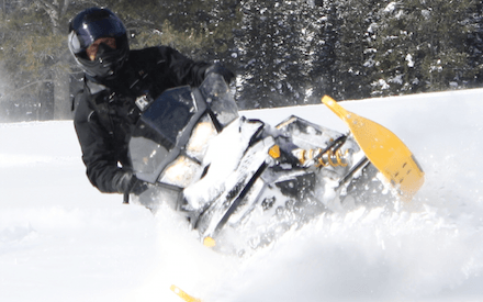 Jackson Hole Wyoming Snowmobile Rentals