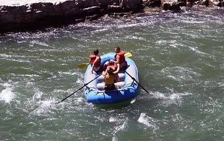 Jackson Hole Wyoming Raft Rentals